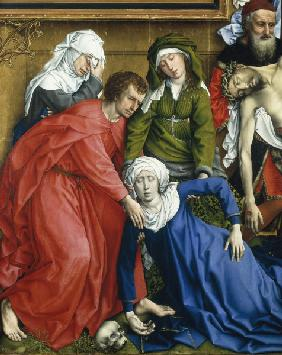 Rogier v.d.Weyden,Descent from Cross, D.