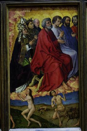 R.van der Weyden, Last Judgement, wings