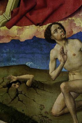 R.van der Weyden, Rising from the dead
