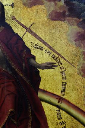 R.v.d.Weyden, Christ as Judge of World