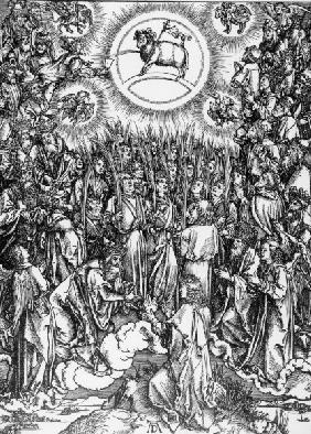 Song of Praise of Chosen Ones / Dürer