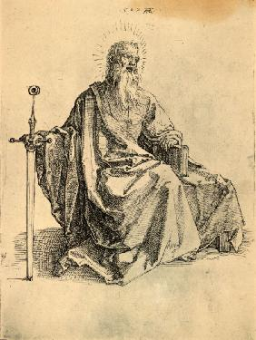 The Apostle Paul / Dürer / 1517