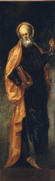 Tintoretto / Apostle Peter / c.1546