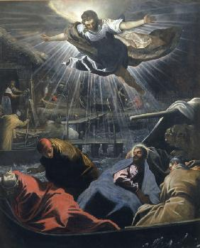 Tintoretto / Dream of St.Mark / Paint.