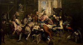 Tintoretto / The Last Supper