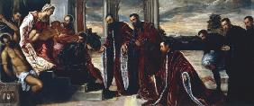 Tintoretto, Madonna of the Treasury