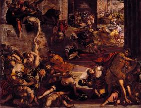 Tintoretto, Massacre of Innocents