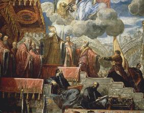 Tintoretto /Triumph of Niccolo da Ponte