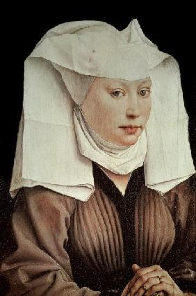 Van der Weyden / Portrait of a Woman
