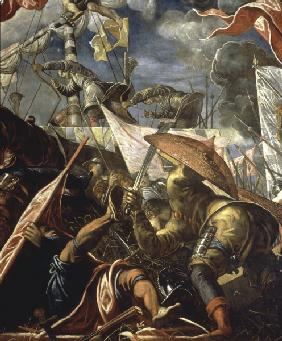 Victory at Argenta 1482 / Tintoretto
