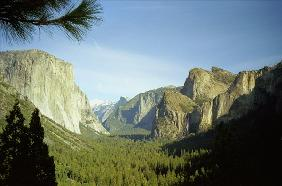 Yosemite, autumn, 2002 (colour photo)