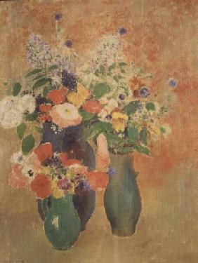 Still Life of Flowers 1910