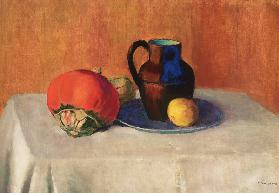 Still Life with a Pitcher c.1901-03