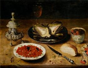 Still Life with an Artichoke