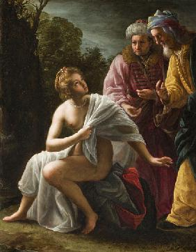 Susanna and the Elders c.1620