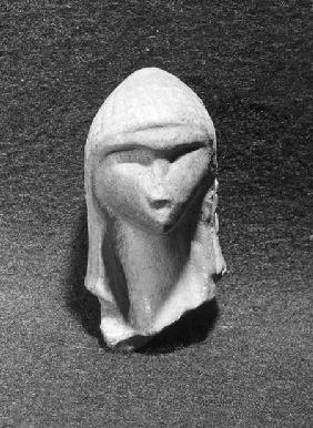 Head of a Woman known as Venus of Brassempouy c. 21000 B