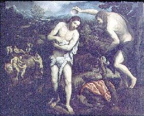 The Baptism of Christ (panel)