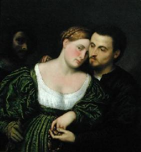 The Venetian Lovers