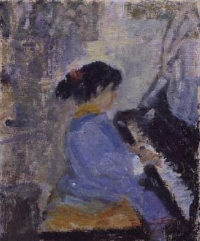 At The Piano, 1994