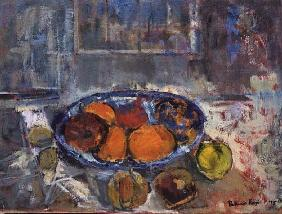Three Tangerines, 1995