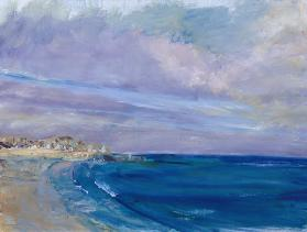 St. Ives Bay, 1997 (w/c on paper)  1997