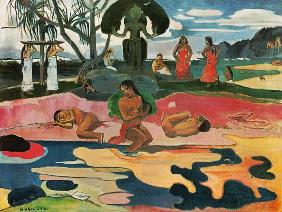 Paul Gauguin - Mahana no atua