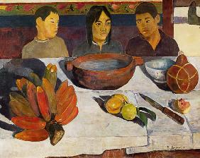 The Meal (The Bananas) 1891