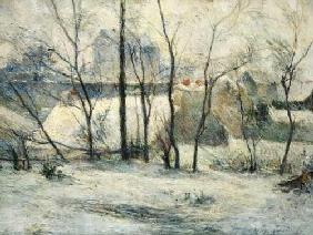 Winter Landscape 1879