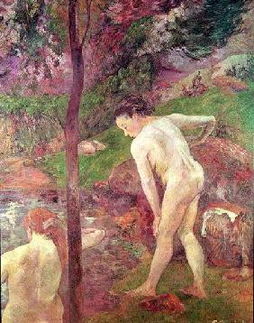 The Bathers 1887
