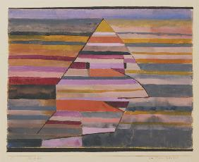 Der Clown Pyramidal 1929