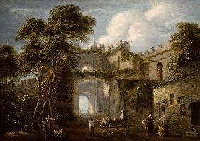 """The Upper Gate, Conway"""