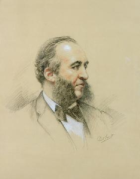 Portrait of Jules Ferry (1832-93)