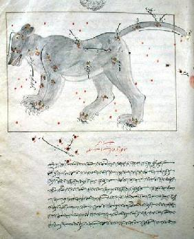The Great Bear, from the Book of the Stars after El Hussein