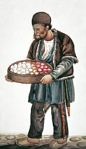 The egg seller