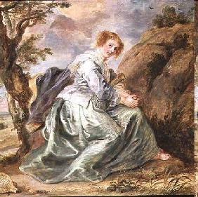 Hagar in the Desert after 1630