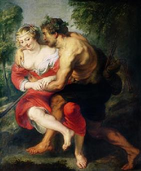Scene of Love or, The Gallant Conversation
