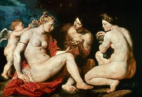 Venus, Cupid, Bacchus and Ceres 1613