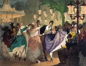 Waltz at the Bal Mabille