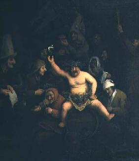 The Feast of Bacchus 1654