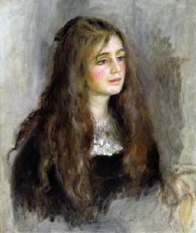 Portrait of Julie Manet (1878-1966)