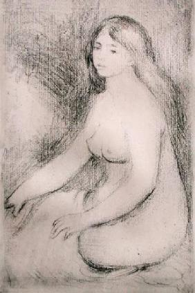 Seated Bather 1897