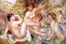 Study for the Large Bathers 1885-1901