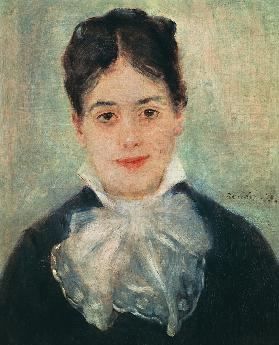 Woman Smiling 1875