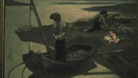 Sketch for the Poor Fisherman 1879