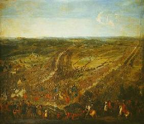 Battle of Fleurus 1st July 1