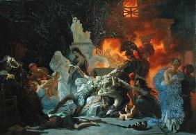 The Death of Priam c.1817