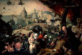 The Temptation of St. Anthony 1547