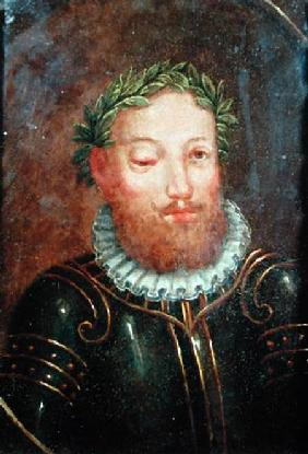 Portrait of Luis Vaz de Camoes (c.1524-80) 16th-17th century