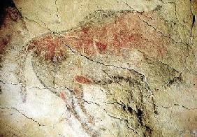 Bison from the Caves at Altamira c.15000 BC