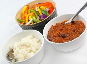 Chili Con Carne meal